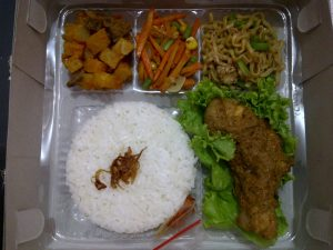 nasi box pademangan